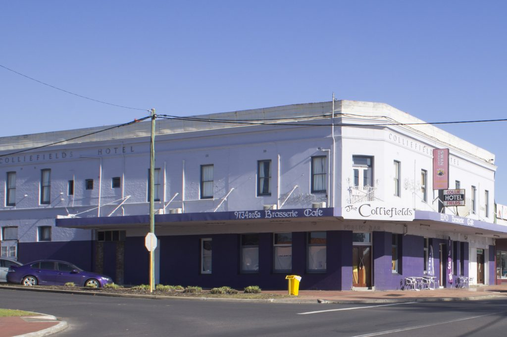 Colliefields Hotel