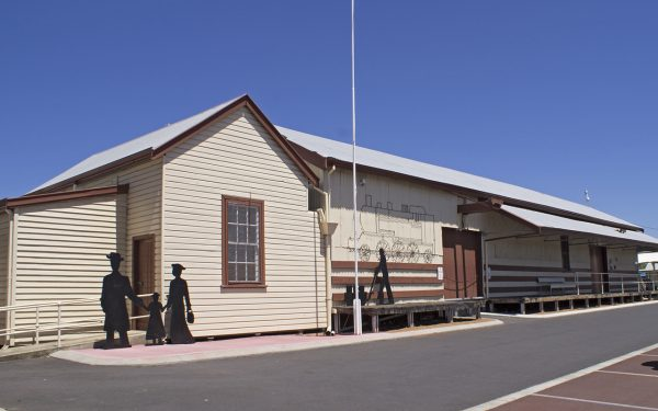 Goods Shed Markets @ Old Railway Goods Shed | Collie | Western Australia | Australia
