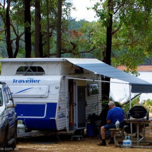 Caravan and camping | Collie River Valley