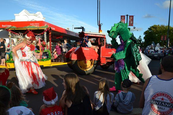 Collie Christmas Pageant and Markets @ Collie CBD | Collie | Western Australia | Australia
