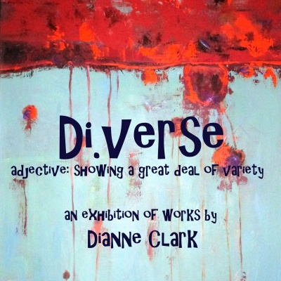 Di.Verse by Dianne Clark @ Collie Art Gallery | Collie | Western Australia | Australia