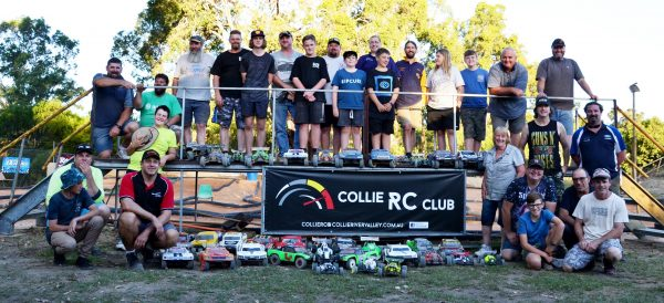 Thursday RC Racing @ Collie RC Wallsend Sprint Circuit