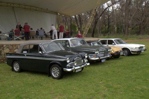 The Veteran Car Club Rally @ Collie PCYC Carpark | Collie | Western Australia | Australia