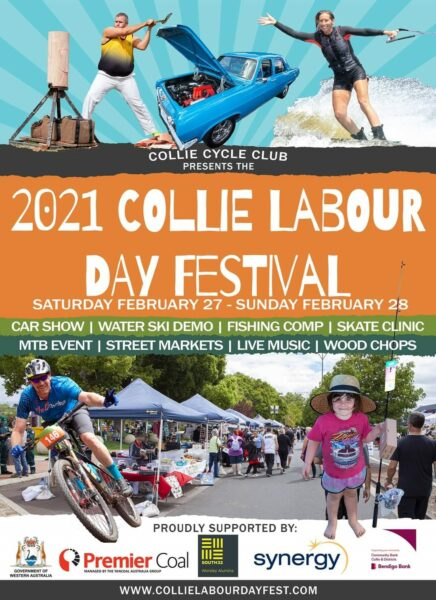 Collie Labour Day Festival @ Collie Central Park | Collie | Western Australia | Australia